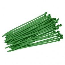 Gyorskötöző 2,5 x 150 mm 50 db zöld
