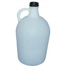 Műanyag demizson 12L