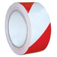 Jelölő szalag piros/fehér