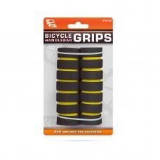 Kerékpár markolat szivacs 17 mm csőre