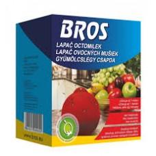 BROS gyümölcslégy csapda + utántöltő 30 ml