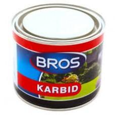 BROS karbid granulátum 1 kg