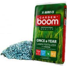 GARDEN BOOM gyeptrágya egész évre 15 kg