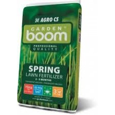 GARDEN BOOM gyeptrágya tavaszi 15 kg