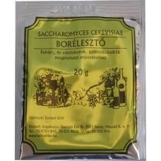 Borélesztő Saccharomices Cerevisiae 20 g