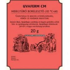 Borélesztő Uvaferm CM 20g