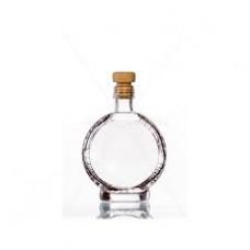 Üveg kulacs 0,1 L dugóval