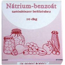Nátrium-Benzoát tartósítószer 10dkg