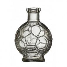 Üveg focilabda, dugóval 0,2 L