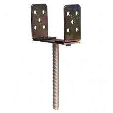 Oszlop tartó betonozható 0-150 mm