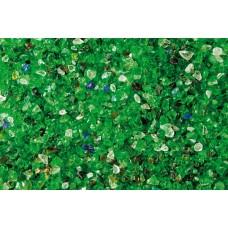Üveg zuzalék zöld 4-8 mm/10 kg