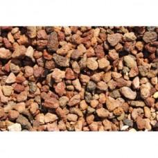 Kő Lávamulcs Talajtakaró 8-25mm barna 20kg
