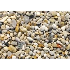 Kvarc kavics fehér-tarka 16-32 mm 25 kg
