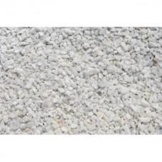 Márvány Zúzalék matt fehér 8-12 mm 25 kg
