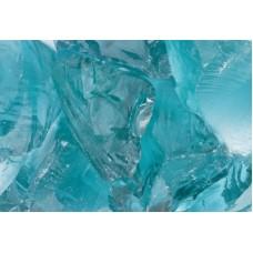 Üvegkő türkiz 150-250 mm