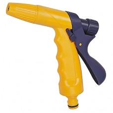 Öntöző pisztoly állítható sugarú műanyag